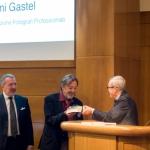 Consegna del Premio AIF 2019 alla carriera a Giovanni Gastel