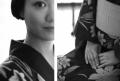 Mirei Murai wearing yukata