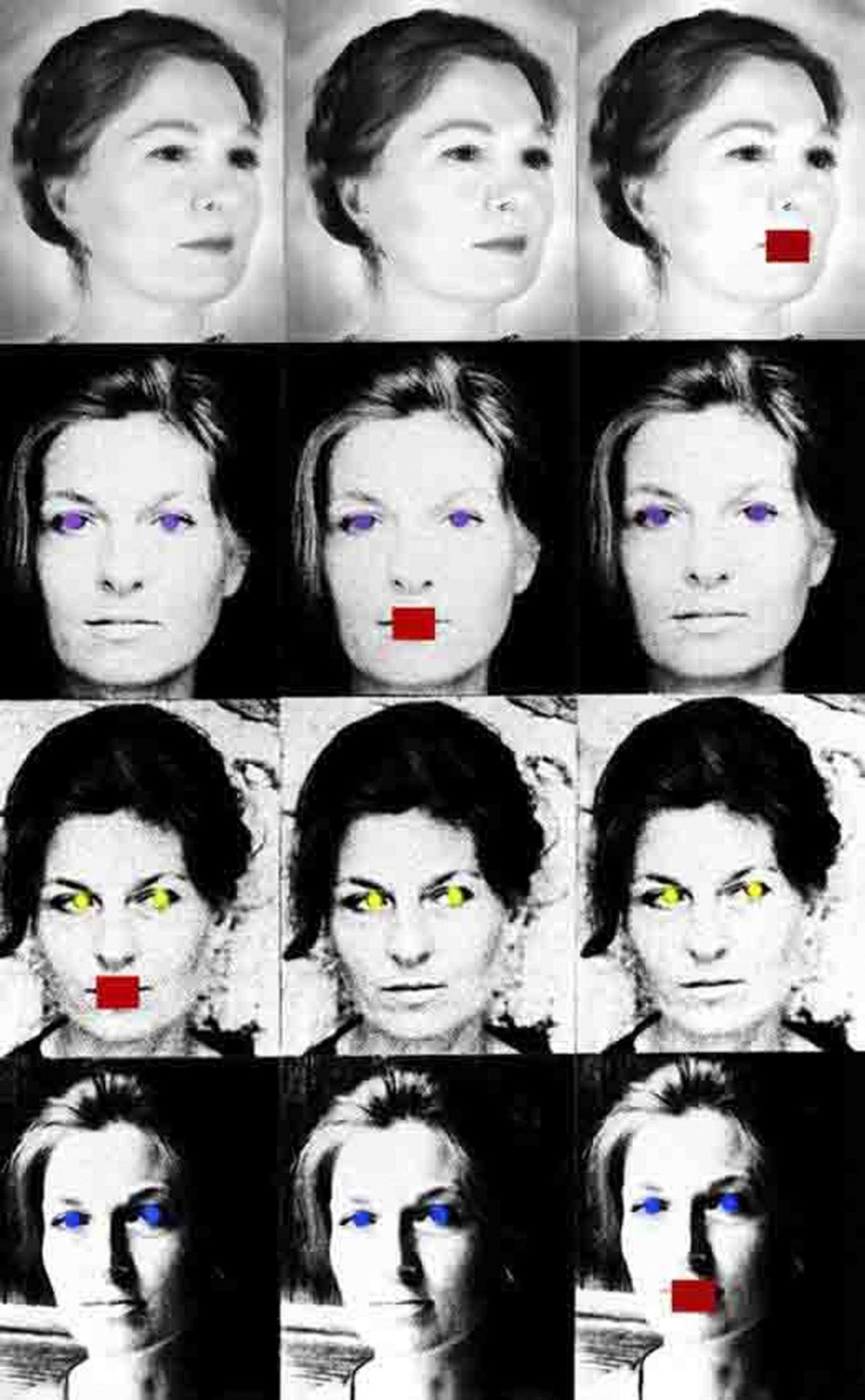 ∏Maria Mulas Autoritratto multiplo 1969 1979 scaled - Milano Photofestival