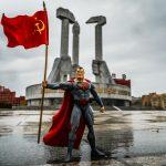 A Red Superhero in North Korea