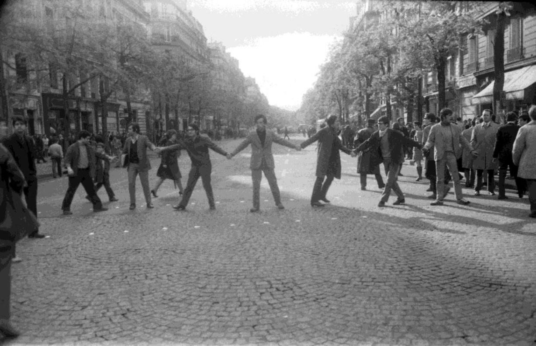 Au coeur de mai 68 Philippe Gras 1 - Milano Photofestival