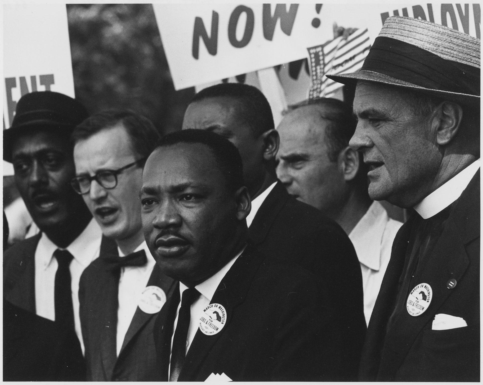 I have a dream.  La lotta per i diritti civili degli Afro-Americani. Dalla segregazione razziale a Martin Luther King