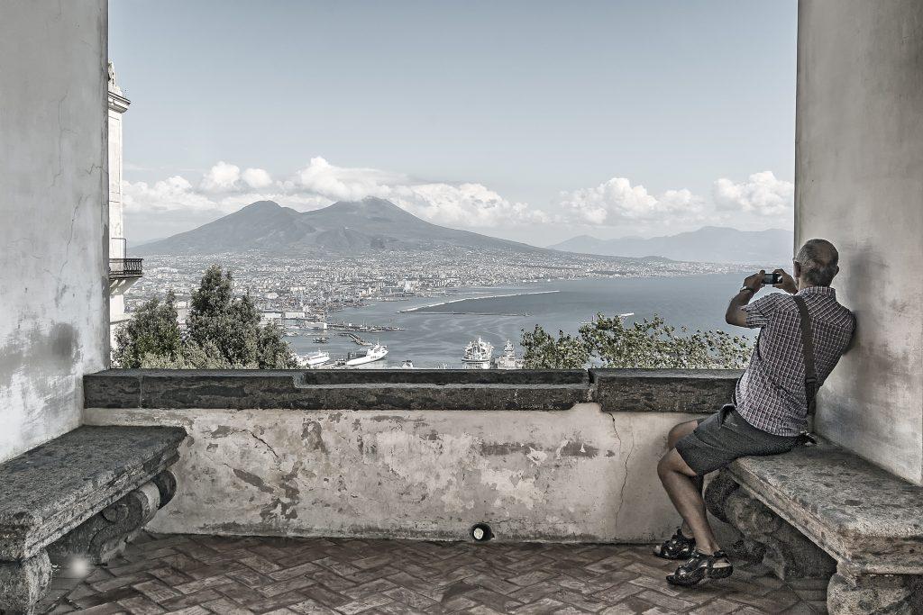 Gianni Maffi_Napoli, 2014
