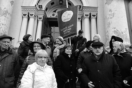 Holy Mass Memorial Lapteviečiai bassa - Milano Photofestival