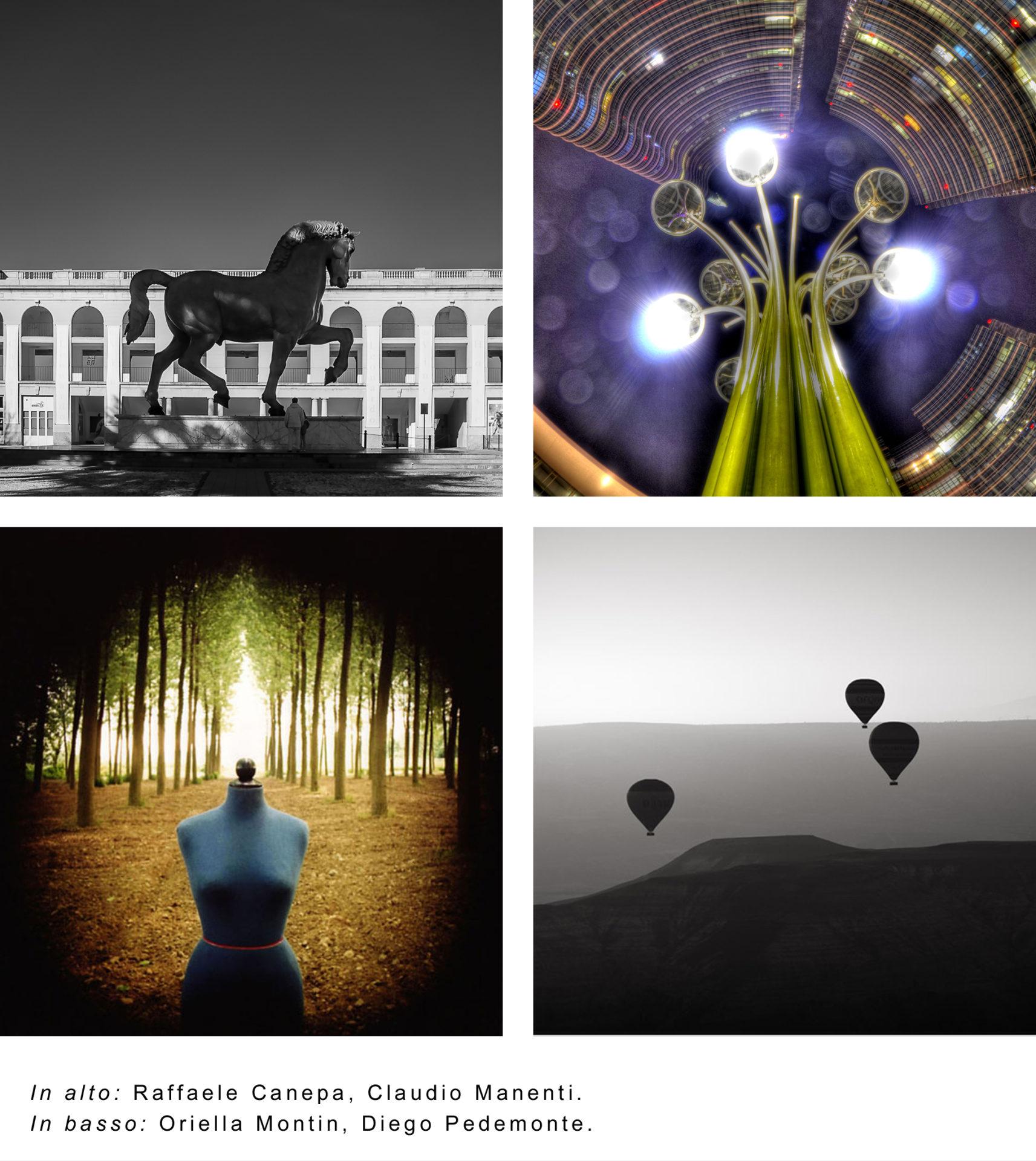 MADE4ART Immagine catalogo Inner landscapes - Milano Photofestival