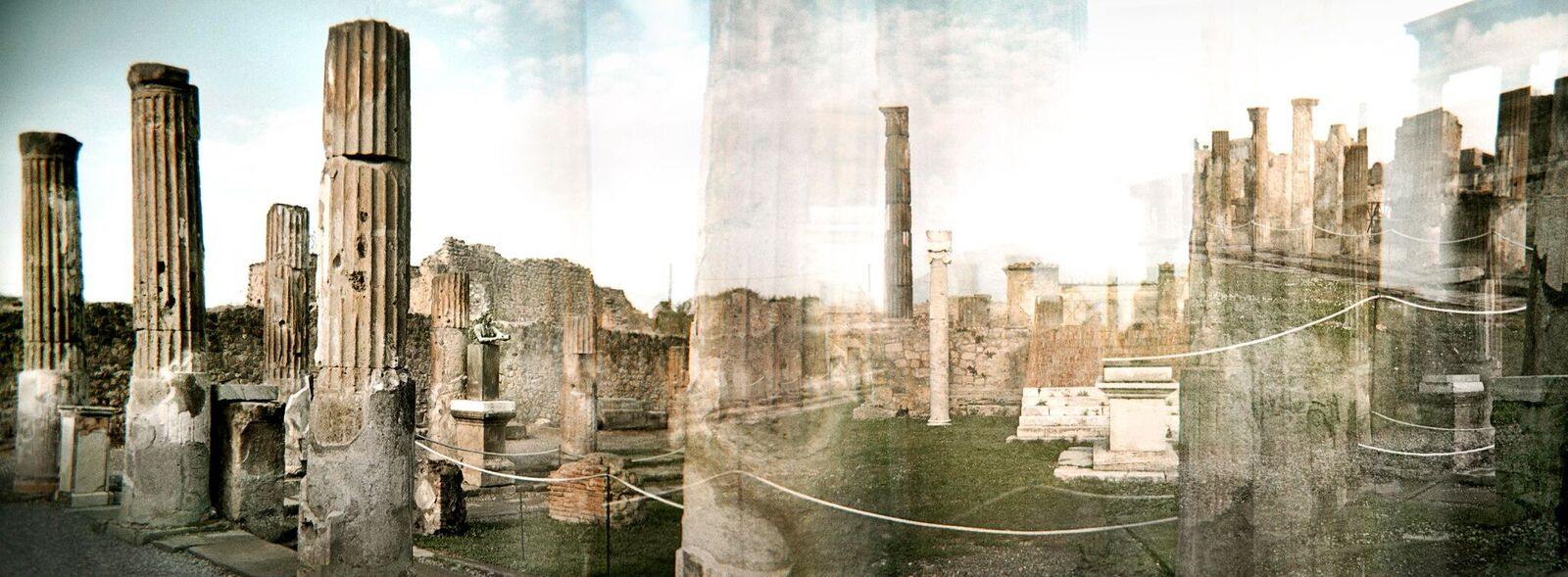 Pompei mese di Agosto preview - Milano Photofestival