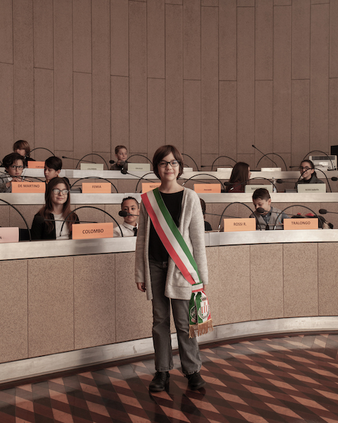 Sindaca junior Emma Lionetti copia - Milano Photofestival