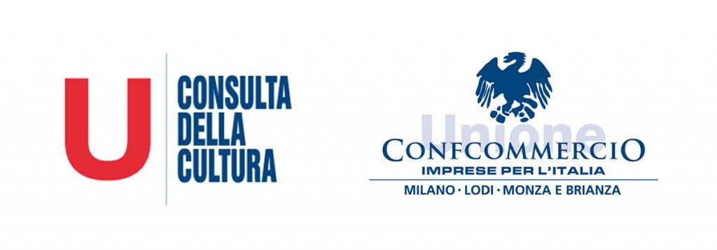 consulta della cultura confcommercio logo - Milano Photofestival