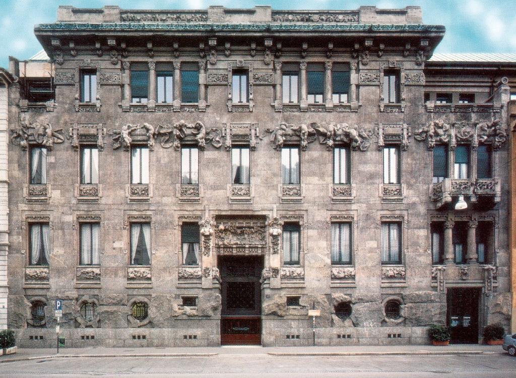 Photofestival Milano - Palazzo Castiglioni