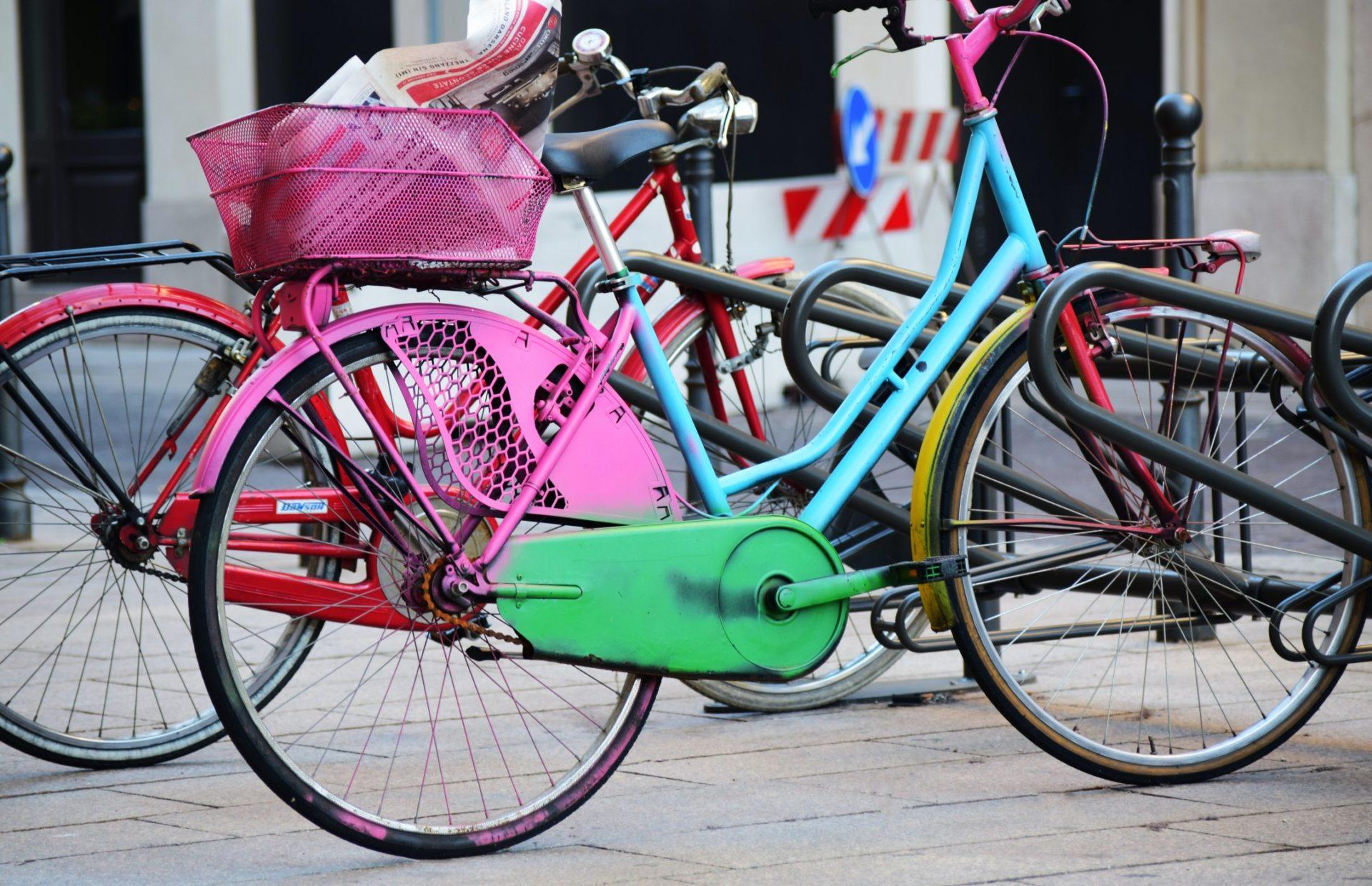 Biciclettata Pezzoli - Milano Photofestival