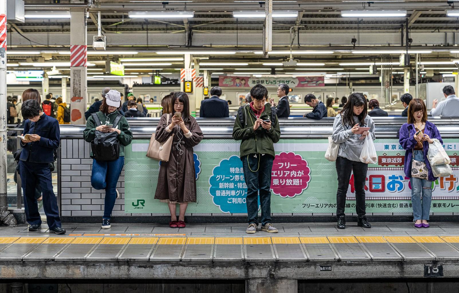 A spasso per Tokyo