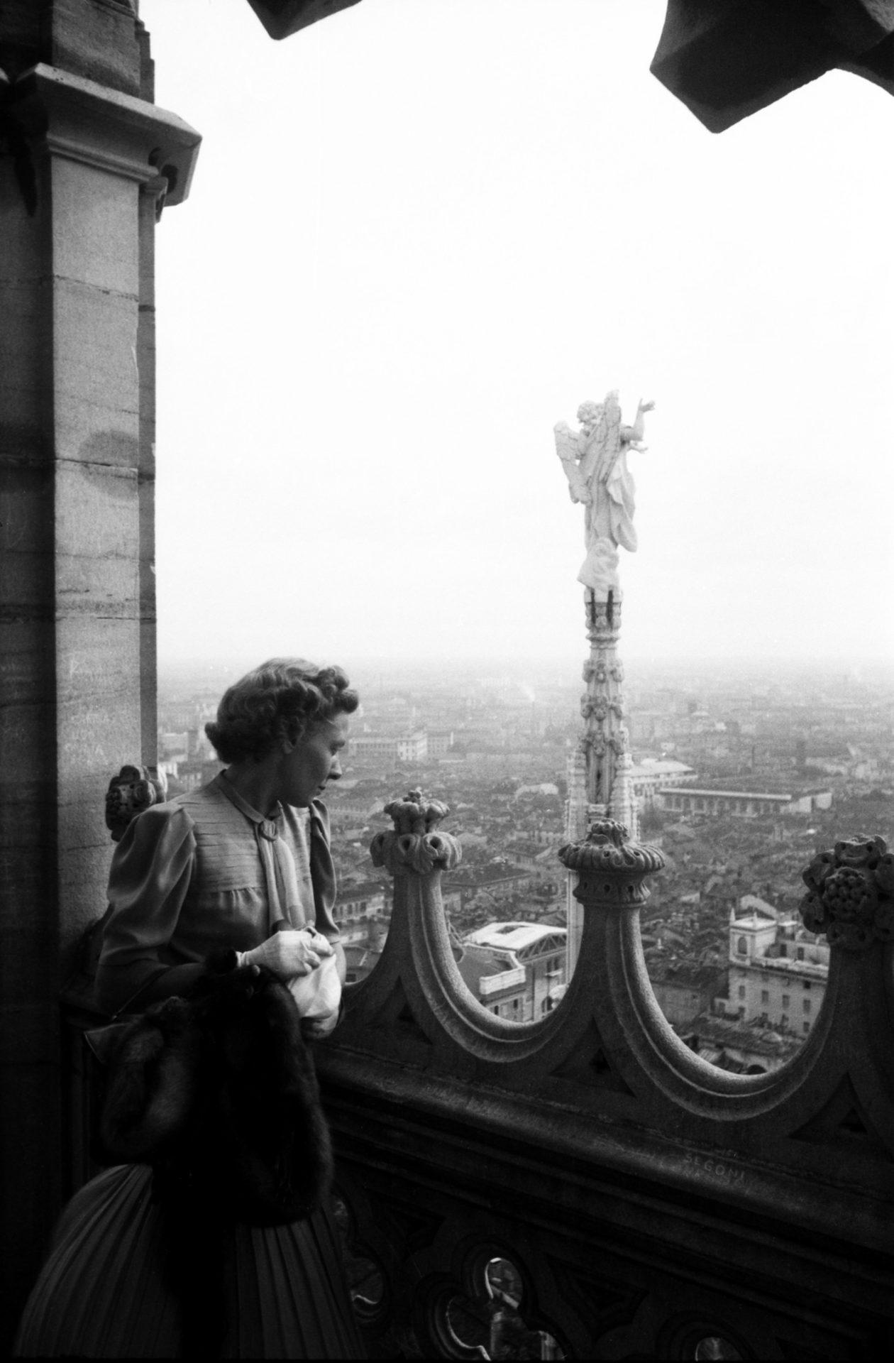 Milano vista dal Milanese