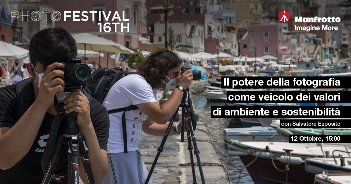 evento potere fotografia - Milano Photofestival